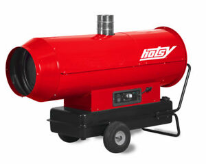 New Hotsy Redhot Cannon 100 100 000 Btu Indirect Portable Heater 1