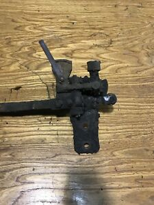 Original Governor And Push Rod For Economy Antique Hit And Miss Gas Engine