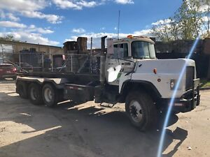 Used Roll off Truck