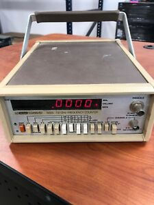 Bk Precision Dynascan Model 1855 1 2 Ghz Frequency Counter Ham