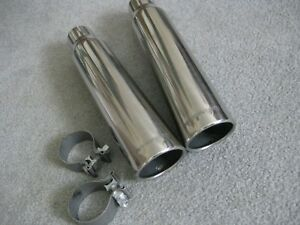 Flowmaster Stainless Steel Exhaust Tips