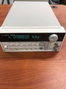 Hp agilent 33120a 15 Mhz Function Arbitrary Waveform Generator Option 001