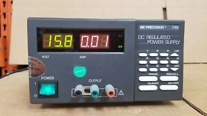 Bk Precision 1786 Dc Regulated Power Supply Tested Good