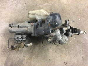 87 88 Thunderbird Turbo Coupe Brake Master Cylinder Booster Abs