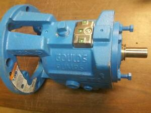 Goulds Sti Pump Power End 3196 Sti Group1 Design New With Guards