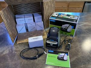 Dymo Label Writer 450 Turbo Label Thermal Printer 9 Rolls Hl30334 Labels
