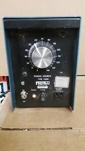 Staco L1010 Variac Power Source
