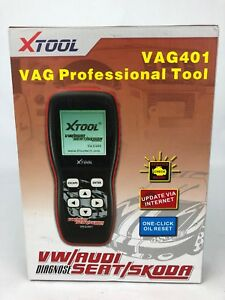 New Xtool Vag401 Live Data Obd2 Car Diagnostic Scan Tool For Vw Audi Seat Skoda