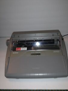 Brother Sx 4000 Electric Electronic Typewriter