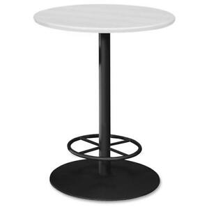 Hon Hospitality Table Base 41 Height X 28 Width Assembly Required