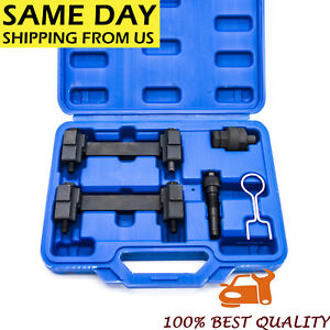 Engine Master Camshaft Timing Locking Tool Kit Fit For Audi Vw A6 2 4 Q7 3 2 4 2
