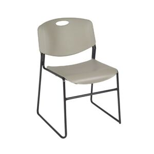 Zeng Stack Chair Grey