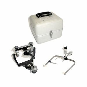 Denar Teledyne Hanau Wide vue Ii Dental Articulator W case Bow 4