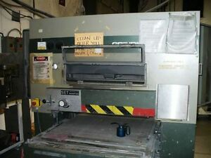 Used Grindingmaster Finishing Deburring Machine Model Mcsb 900 Sanson Northwest
