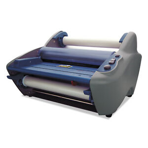Gbc Ultima 35 Ezload Roll Laminator 12 Wide 5mil Maximum Document Thickness