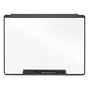 Quartet Motion Portable Dry Erase Board 36 X 24 White Black Frame Mmp75