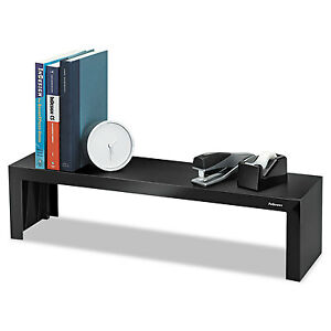 Fellowes Designer Suites Shelf 26 X 7 X 6 3 4 Black Pearl 8038801