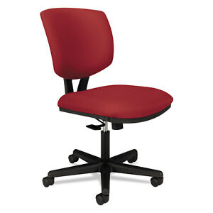 Hon Volt Series Task Chair Crimson Fabric 5701ga42t