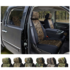 Coverking Realtree Camo Custom Fit Seat Covers For Chevy Tahoe
