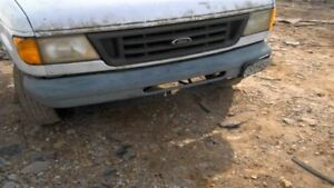 Front Bumper Painted Fits 97 07 Ford E150 Van 560866