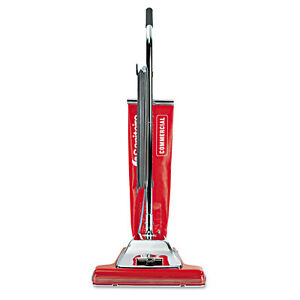 Sanitaire Widetrack Commercial Upright Vacuum W vibra Groomer 16 Path 18 5lb