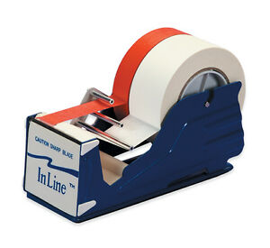Tape Logic Multi Roll Table Top Dispenser 3 Blue 1 each Sl7336