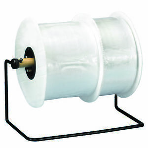 Box Partners Poly Tubing 4 Mil 12 X 1075 Clear 1 roll Pt1204
