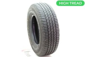 Used 265 70r17 Goodyear Wrangler Fortitude Ht 115t 10 5 32