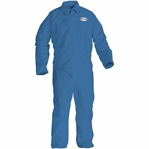Kimberly clark Kleenguard A20 Coveralls 2xl 25 ct Blue 58505