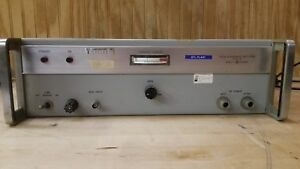 Hp 493a Microwave Amplifier 4 0 8 0ghz