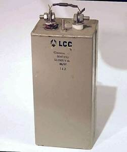 Lcc Laser 50uf 2500vdc Energy Discharge Capacitor Hv Power Supply Cap Pulse