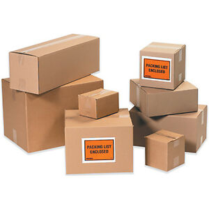 Box Partners Long Corrugated Boxes 40 X 14 X 14 Kraft 15 bundle 401414