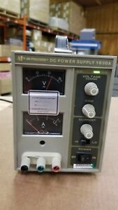 Bk Precision Model 1630a Dc Power Supply