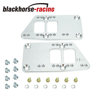 Engine Swap Brackets Fit Chevy 5 7l 350 To Ls1 Retro Kit Ls Adapter Motor Mount