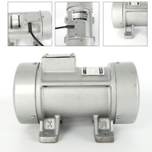 110v 0 28 Kw 300 Kgf 2840 Rpm Concrete Vibrator Motor For Shaker Table Vibrator
