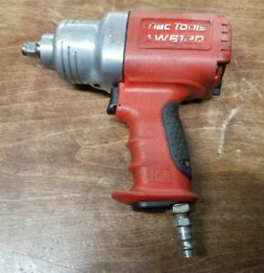 Mac Tools Aw612q 1 2 Drive Quiet Composite Air Impact Wrench Lightweight