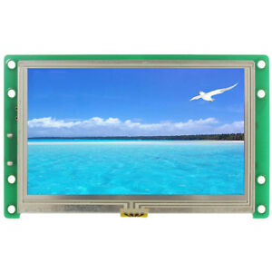 4 3inch 480 272 Lcd Screen Touch Display 64k True Color Serial Led