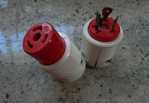 Leviton Locking Connector male And Female