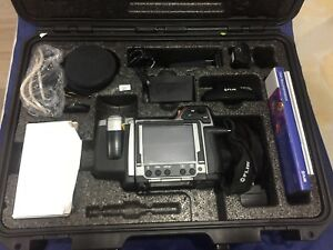 Flir T400 Infrared Camera Camera Is In Mint Condition Please See Pictures