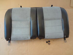 2003 2004 Mustang Svt Cobra 4 6 Gray Coupe Rear Seat Tops Frame Sku Dd123