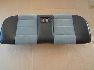 2003 2004 Mustang Svt Cobra 4 6 Coupe Gray Rear Seat Bottom Sku Dd124
