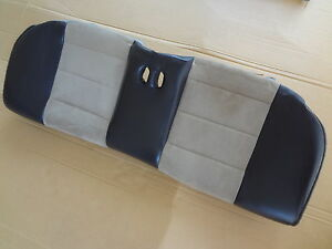 2003 2004 Mustang Svt Cobra 4 6 Coupe Parchment Rear Seat Bottom Sku Mm284