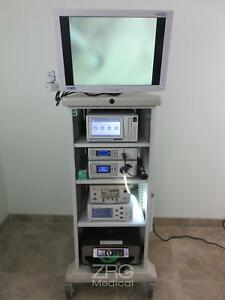Stryker 1188 Hd Endoscopy Tower