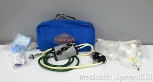 Lifesupport Autovent 3000 Automatic Transport With Accessories Healthcare