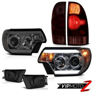 12 15 Toyota Tacoma Prerunner Foglights Projector Headlights Taillamps Light Bar