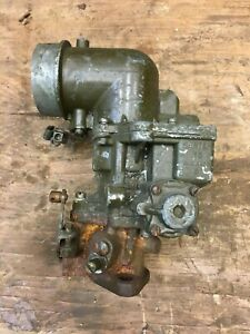 Jeep Willys M38 Carter Ys Carburetor G 740