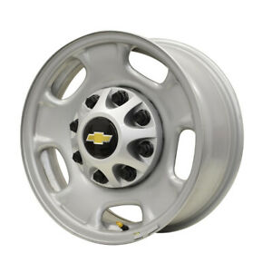 Special Gmc Chevy 2500 Take Off Oe Steel Wheels 17x7 5 8x180 Qty Of 1