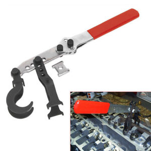 2 Hooks Valve Spring Compressor Pusher Automotive Tool For Car Motorcycle Kit