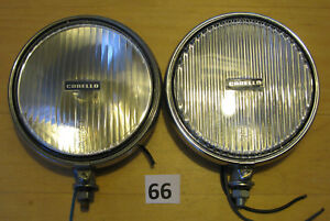 Carello 160 Fog Driving Lights Pair Marchal Cibie Hella