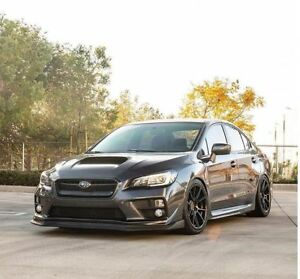 18 18x9 5 Tsw Chrono Rotary Forged Black Wheels 5x4 5 Subaru Wrx Sti 4 Set